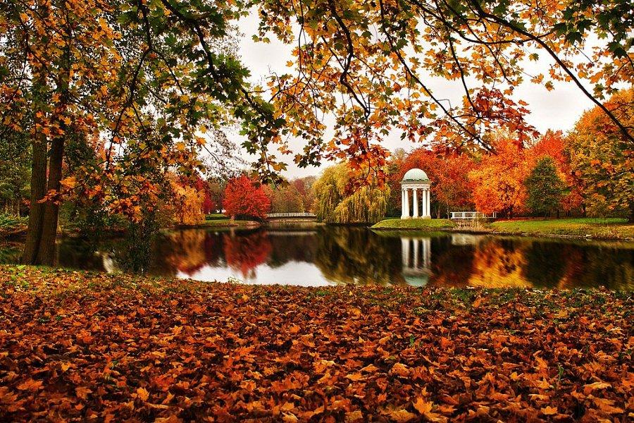 Софіївський парк - рукотворне втілення кохання, фото